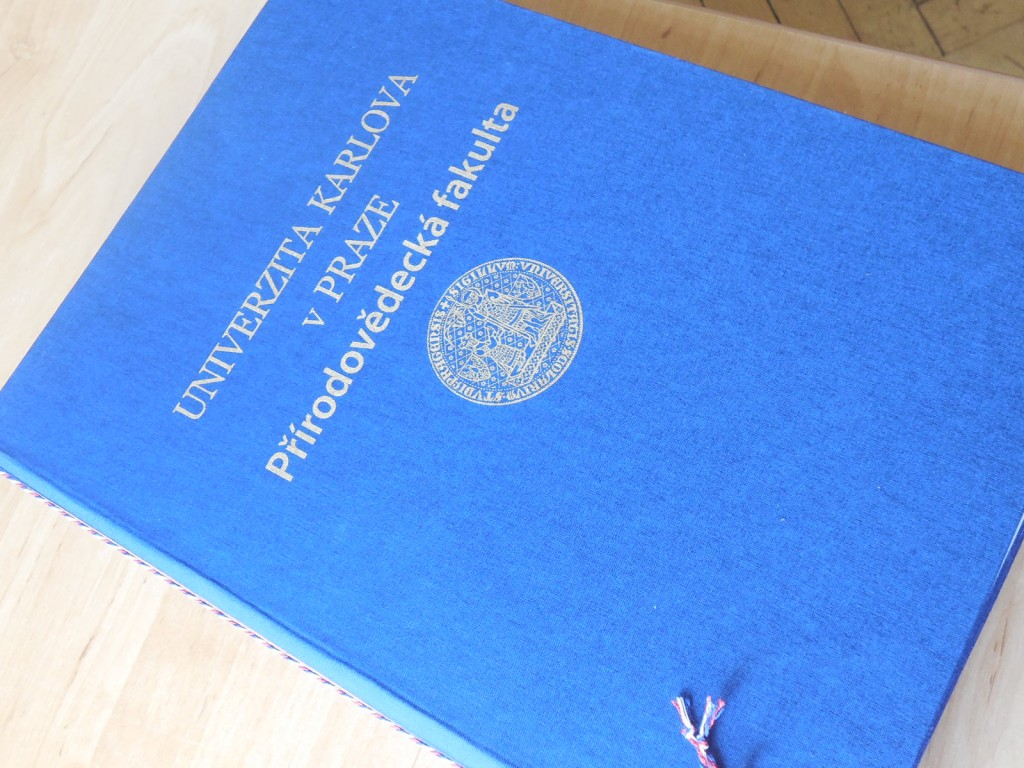 Předání cen úspěšným řešitelům 5. zimního kola korespondenčního semináře 2014/2015